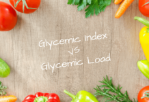 Glycemic index glycemic load carbs diabetes diet