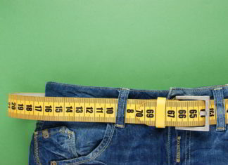 Unexplained weight loss in diabetes