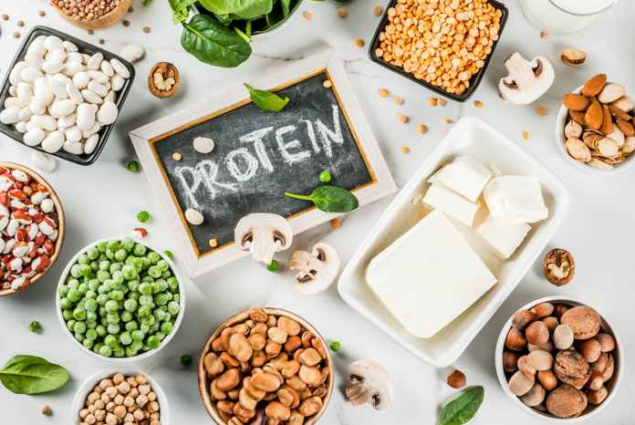 how to get enough protein in diet