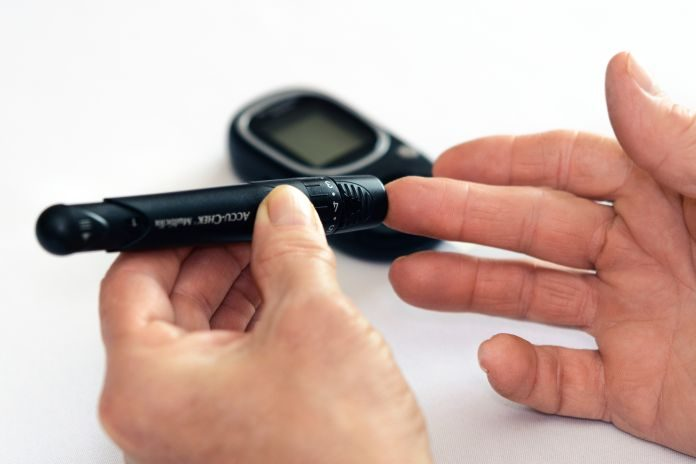 Blood testing for diabetics