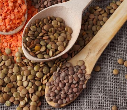 high blood pressure treatment diet lentils dal