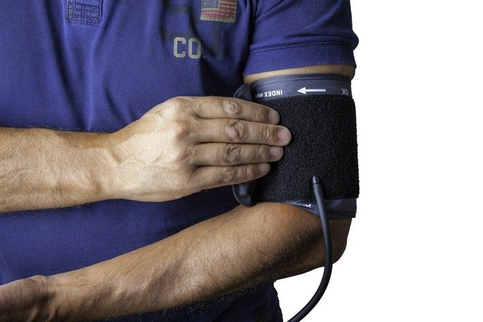 high blood pressure treatment measurement frequency