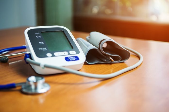 hypertension-treatment-blood-pressure-machine-sphygmomanometer