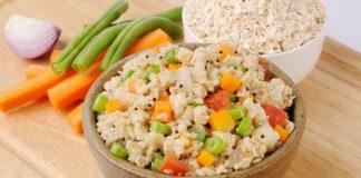 indian-healthy-diabetes-recipes-chicken-oats-upma