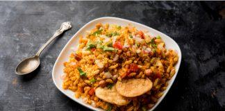navratri-special-Indian-healthy-recipes-bhel