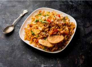 navratri-special-Indian-healthy-recipes-bhel