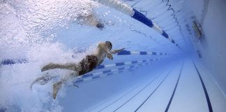 weight loss exercise swimming