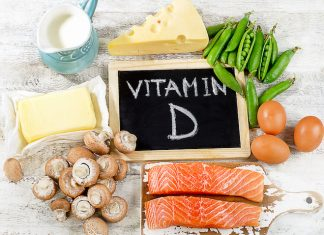 weight loss vitamin d deficiency
