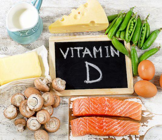 weight loss vitamin d deficiency