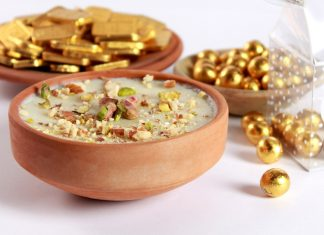 navratri-special-healthy-recipes-paneer-sabja-kheer-indian-dessert
